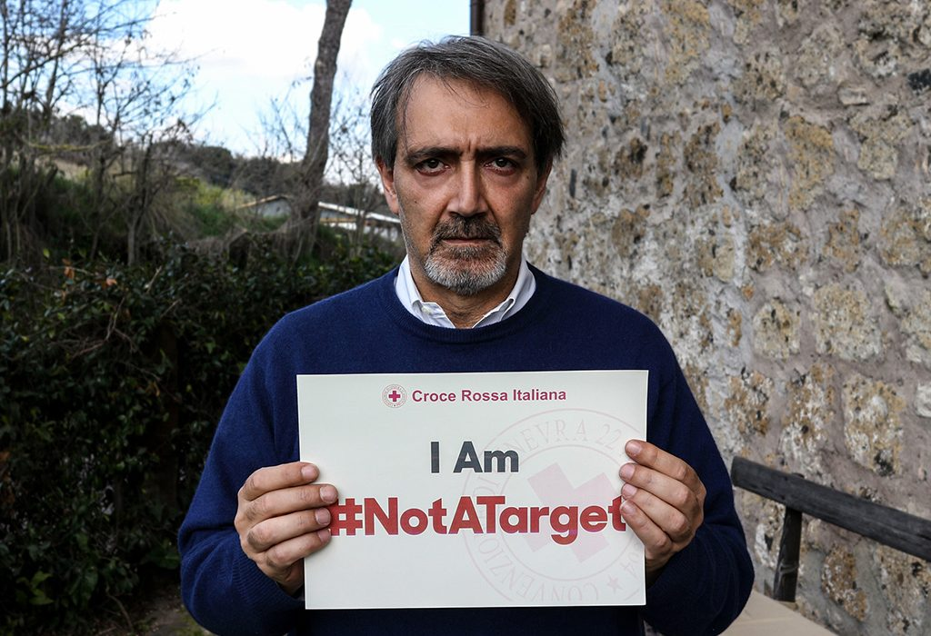 Francesco-Rocca-NotATarget-Croce-Rossa-Italiana-Red-Cross-Red-Crescent