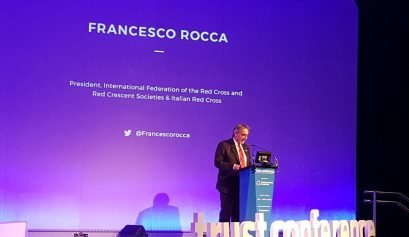 Francesco Rocca a Trust Conference