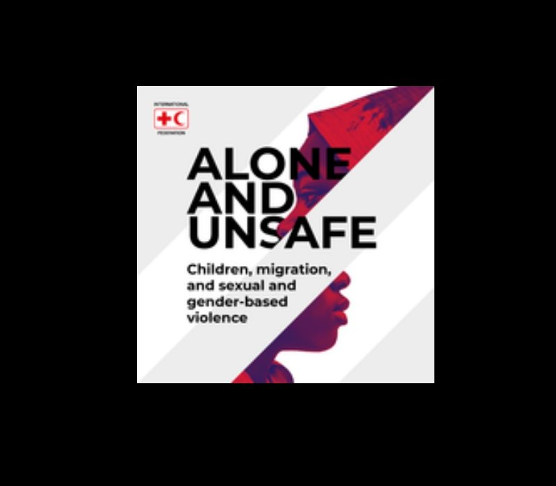 ALONE AND UNSAFE